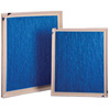 Ring Panel Link Filters Economy: Purolator - F312 Basic Efficiency Standard Fiberglass Filters, MERV Rating : Below 4