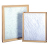 Ring Panel Link Filters Economy: Purolator - P312 Basic Efficiency Standard Poly-Fiber Filters, MERV Rating : Below 4
