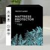 Protect-A-Bed  Cool Mattress Protector,KING 76/80/18 PAB TSP0142-AA-C-KING