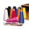 Pacon Pacon® Trait-tex® Double Weight Yarn Cones PAC 00590