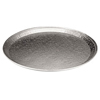 Pactiv CaterWare® Deluxe Embossed Flat Aluminum Trays PAC 451212A