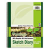 Pacon Pacon® Ecology® Sketch Diary PAC 4798