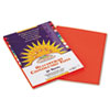 Pacon SunWorks® Construction Paper PAC 6603