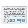 Pacon Pacon® Chart Tablets PAC 74630