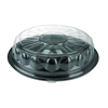 Pactiv CaterWare Dome-Style Food Container Lids PAC P4418