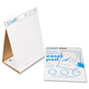 Pacon Pacon® GoWrite!® Dry Erase Table Top Non-Adhesive Easel Pads PAC TEP2023