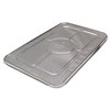 Pactiv Flat Foil-Laminated Food Container Lids PAC Y112045