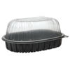 Pactiv ClearView™ MealMaster™ Two-Piece Roaster Containers PAC YCNC600700DZ