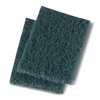 cleaning chemicals, brushes, hand wipers, sponges, squeegees: Extra Heavy-Duty Scour Pads