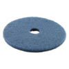 Floor Care Equipment: Standard 19-Inch Diameter Scrubbing Floor Pads