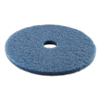 Sponges and Scrubs: Medium-Duty Blue Scour Pad