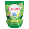 cleaning chemicals, brushes, hand wipers, sponges, squeegees: Cascade® Action Pacs