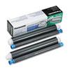 Panasonic Panasonic KXFA55 Film Roll Refill, 2/Box PAN KXFA55