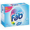 cleaning chemicals, brushes, hand wipers, sponges, squeegees: Fab2X Powdered Laundry Detergent
