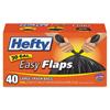 Pactiv Hefty® Easy Flaps® Trash Bags PCT E27744