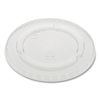 Pactiv Pactiv EarthChoice® Cold Cup Lids with No Straw Hole PCT YLP20CNH