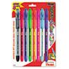 Pentel Pentel® R.S.V.P.® Stick Ballpoint Pen PEN BK91CRBP8M