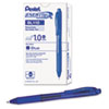 Pentel Pentel® EnerGel-X® Retractable Roller Ball Pen PEN BL110C