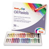 Pentel Pentel® Oil Pastel Set With Carrying Case PENPHN36