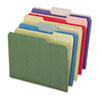 File Boxes: Pendaflex® Earthwise® Recycled Colored File Folders