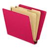 Clean and Green: Pendaflex® Colored Pressboard End Tab Classification Folders