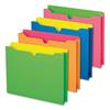 Esselte Pendaflex® Twisted Glow Paper File Jacket PFX 2455693