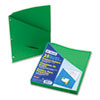 Pendaflex Pendaflex® Essentials™ Slash Pocket Project Folders PFX 32925