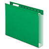Pendaflex Pendaflex® Extra Capacity Reinforced Hanging File Folders with Box Bottom PFX 4152X2BGR