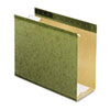 Clean and Green: Pendaflex® Extra Capacity Reinforced Hanging File Folders with Box Bottom