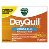 Procter & Gamble Vicks® DayQuil™ Cold & Flu LiquiCaps PGC 01443BX
