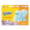 Procter & Gamble Refill Dusters, DustLock Fiber, Light Blue, Lavender Vanilla Scent,10/Bx,4Bx/Ctn PGC 21461CT