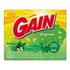 cleaning chemicals, brushes, hand wipers, sponges, squeegees: Gain® Powdered Laundry Detergent