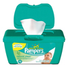 Personal Care & Hygiene: Pampers® Natural Clean Baby Wipes