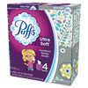 facial tissue: Puffs® Ultra Soft™ Facial Tissue