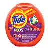 cleaning chemicals, brushes, hand wipers, sponges, squeegees: Tide® PODS™
