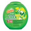 cleaning chemicals, brushes, hand wipers, sponges, squeegees: Gain® Flings™ Laundry Detergent Pods