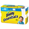 napkins and kitchen roll towels: Bounty® Basic Select-a-Size Paper Towels
