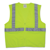 Protective Industrial Products PIP Zipper Safety Vest PID 1074212