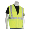 Protective Industrial Products PIP Zipper Safety Vest PID 1432600