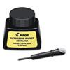 pens: Pilot® Jumbo Refillable Permanent Marker Ink Refill