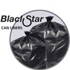 Waste Can Liners: Black Star Low-Density Can Liners