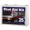 Acme Pac-Kit® #25 Steel First Aid Kit PKT 6086
