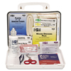 Pac-Kit ANSI Plus #25 Weatherproof First Aid Kit, 143-Pieces, Plastic Case PKT6430