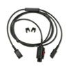 audio visual equipment: Plantronics® Y Splitter Headset Adapter