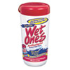 hand sanitizers: Wet Ones® Antibacterial Moist Towelettes
