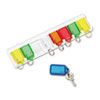 PM Company Securit® Color-Coded Key Tag Rack PMC 04991