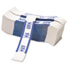 PM Company PM Company® Color-Coded Kraft Currency Straps PMC 55027