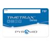 Pyramid TimeTrax EZ Swipe Card Proximity Badges #51-100 PMD 41304