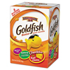 Goldfish Crackers, Baked Cheddar, 58 oz Resealable Bag in Box