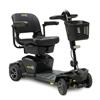 Pride Mobility Jazzy Zero Turn 4-Wheel Scooter, Onyx Black, FDA Class II Medical Device PRD JAZZY_ZT_BLACK